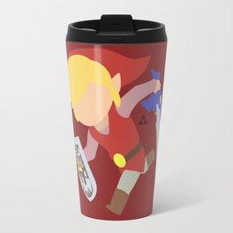 Toon Link(Smash)Red Travel Mug