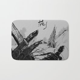 Prey Bath Mat