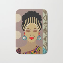 African Queen III Bath Mat