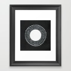 Dotto 19 Framed Art Print