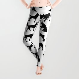 Dogs Leggings