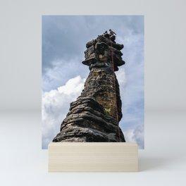The Pillars of Hercules Mini Art Print