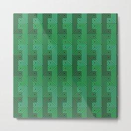 Op Art 41 Metal Print