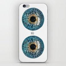 Iris Eye iPhone & iPod Skin