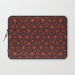Blood Mandala Laptop Sleeve