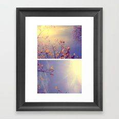 These Days Framed Art Print