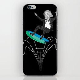 Gravity Waves iPhone Skin