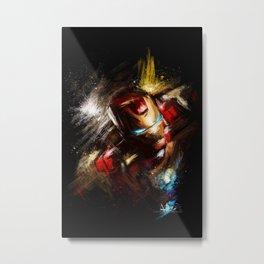 -I-r-M- Metal Print