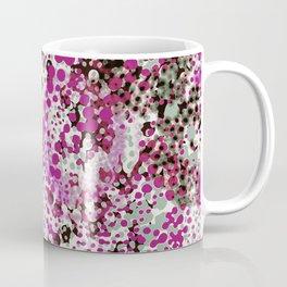 sparkling dots in raspberry Coffee Mug