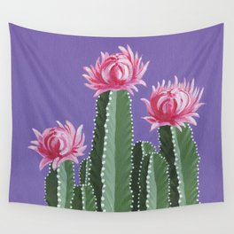 Violet With Envy Wall Tapestry