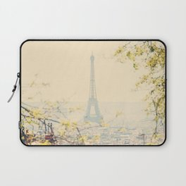 from atop the hill ... Laptop Sleeve