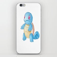 Squirtle iPhone & iPod Skin