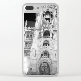 Town Hall Clear iPhone Case