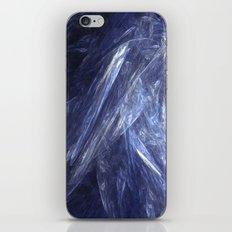 Gossamer Blue iPhone & iPod Skin