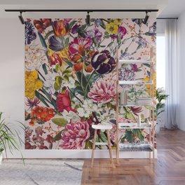 Exotic Garden - Summer Wall Mural