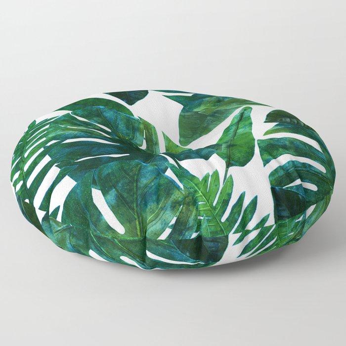 Perceptive Dream || #society6 #tropical #buyart Floor Pillow