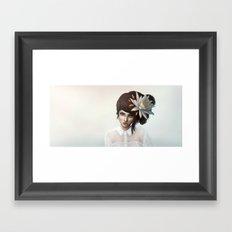 Loto Framed Art Print