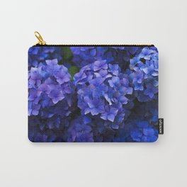 Hortensia Carry-All Pouch