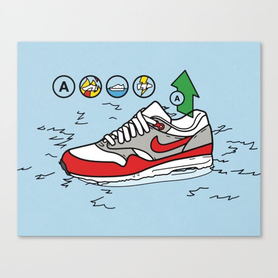 MAX100 / 002: Rescued Canvas Print