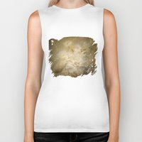 antique Biker Tanks featuring Antique Floral by DebS Digs Photo Art