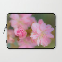 Into the Pink by Reay of Light Photography Laptop Sleeve