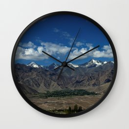 The Stok View... Wall Clock