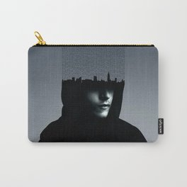 Mr Robot Typography Carry-All Pouch