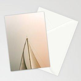 Minimal Sail Stationery Cards