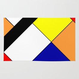 Mondrian #18 Rug