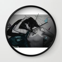 intervention 11 Wall Clock