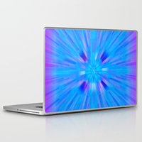 cracked Laptop & iPad Skins featuring Cracked! by Shawn King