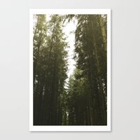 giants Canvas Prints featuring Giants by Rikke Hass Christensen