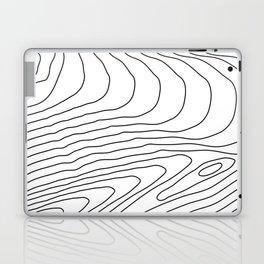 Topographic #440 Laptop & iPad Skin