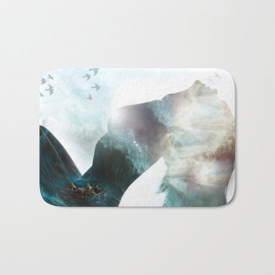 Inner Storm Bath Mat