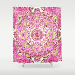 Knowing Love Shower Curtain