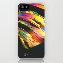 Play At Ease Of Time iPhone Case