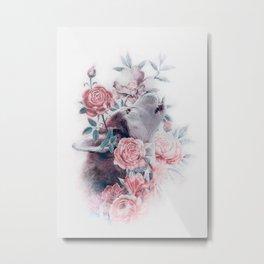 Wolf 2s Metal Print