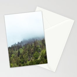Whispering Forest Stationery Cards