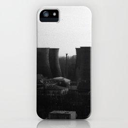 Bucharest Skyline iPhone Case