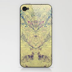 More Leaves  iPhone & iPod Skin