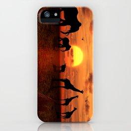 Savanne 2 iPhone Case