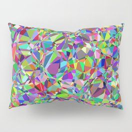 Multi-colors-3 Pillow Sham