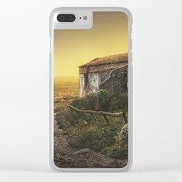 Sanctuary Clear iPhone Case