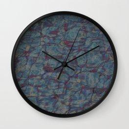 Hypnagogia Wall Clock