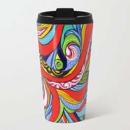 Tentacles 1 Travel Mug