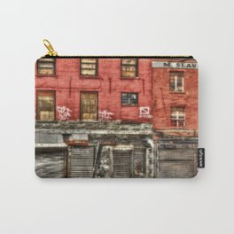 South Street New-York photography Carry-All Pouch
