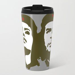 Che Guevara and the woman he loved Travel Mug