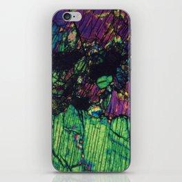 Pyroxene Crystals iPhone Skin