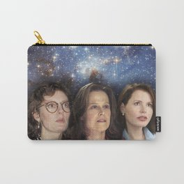 THE THREE GREAT LADIES Carry-All Pouch