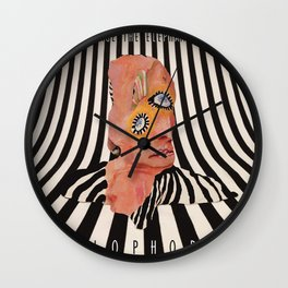 Melophobia Wall Clock